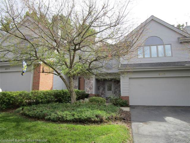 6571 Scenic Pines Court, Independence Twp, MI 48346 (#219097759) :: The Mulvihill Group