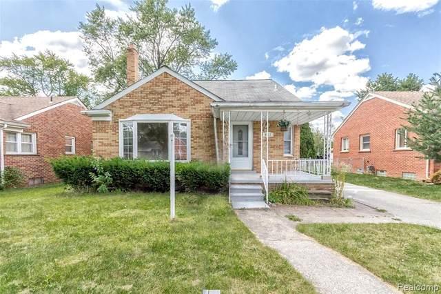 8613 Virgil Street, Dearborn Heights, MI 48127 (#219103430) :: Novak & Associates