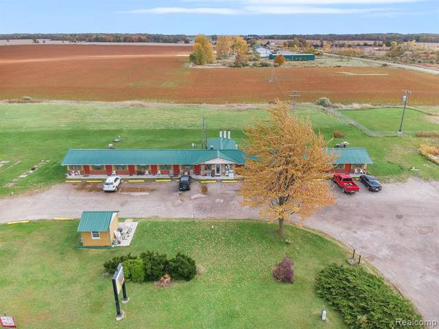 7550 S Van Dyke Road, Burnside Twp, MI 48453 (MLS #219108903) :: The Toth Team