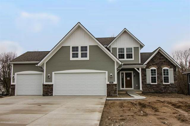 8363 Yellowstone Lane, Delta Twp, MI 48917 (#630000242842) :: Alan Brown Group
