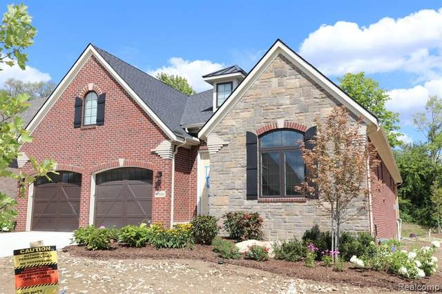 11808 Tuscany Court, Plymouth Twp, MI 48170 (#2200043739) :: GK Real Estate Team