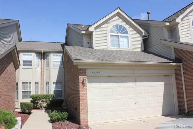 18707 Hilltop Boulevard, Riverview, MI 48193 (#2200075556) :: GK Real Estate Team