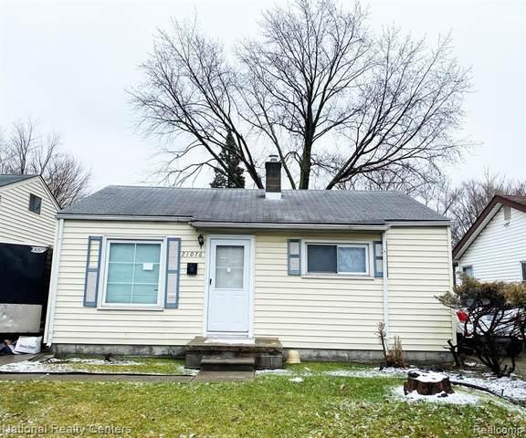 21076 Atlantic Avenue, Warren, MI 48091 (#2210000299) :: The Alex Nugent Team | Real Estate One