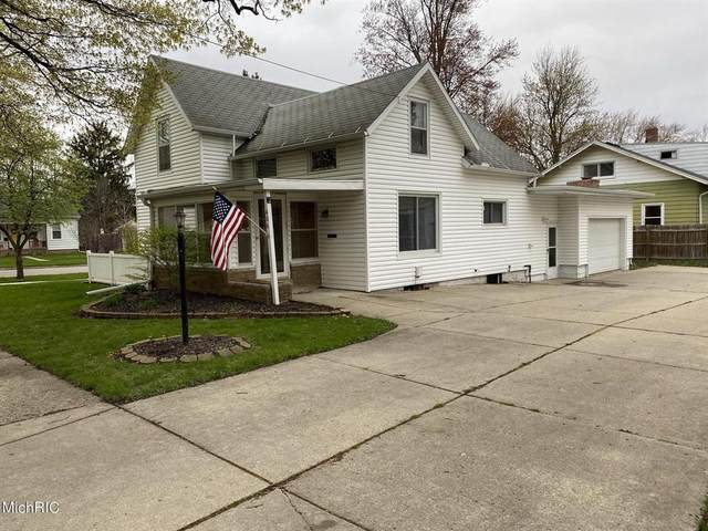 406 W Cass St, ST. JOHNS, MI 48879 (#59021012226) :: Real Estate For A CAUSE