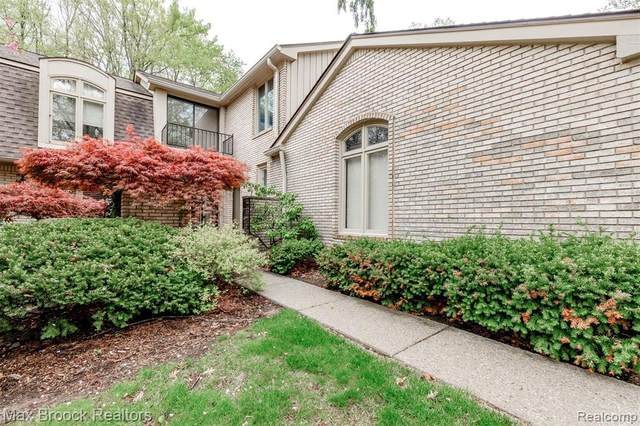 1248 S Timberview Trail #3, Bloomfield Twp, MI 48304 (#2210029237) :: Keller Williams West Bloomfield
