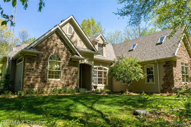 10520 Jayne Valley Lane, Tyrone Twp, MI 48430 (#2210036598) :: Real Estate For A CAUSE