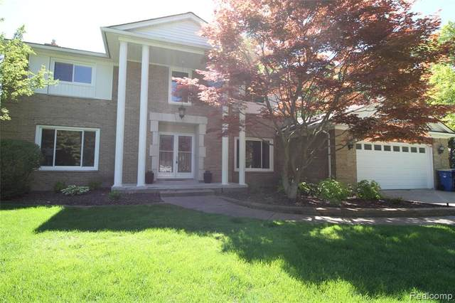 3360 Angelus Drive, Waterford Twp, MI 48329 (#2210036695) :: Real Estate For A CAUSE