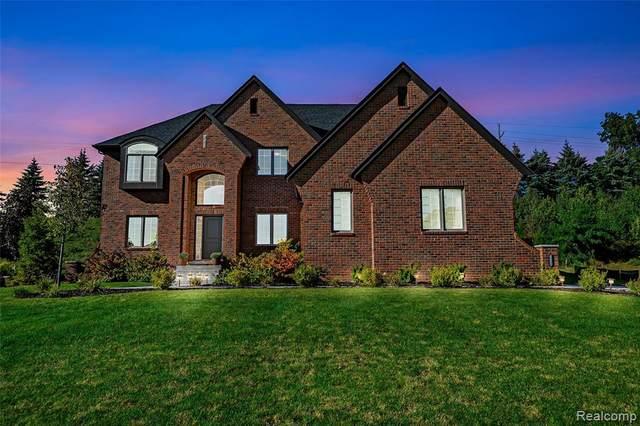 10508 Stoney Point Drive, Green Oak Twp, MI 48178 (#2210076810) :: Duneske Real Estate Advisors