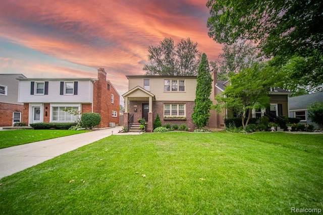 1625 Hampton Road, Grosse Pointe Woods, MI 48236 (#2210077144) :: GK Real Estate Team