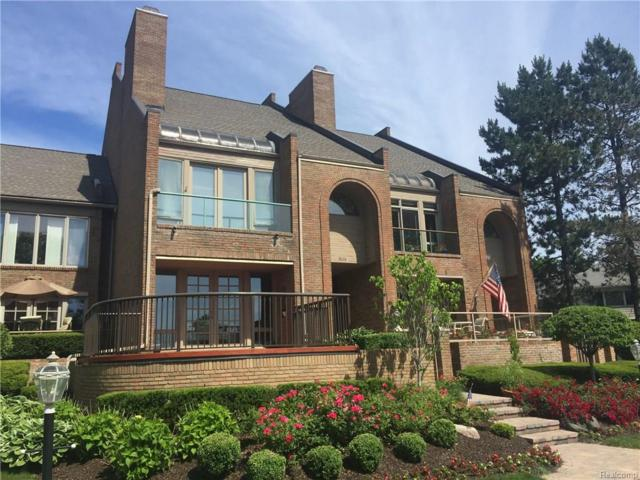 3836 Pine Lake Knoll Drive #7, West Bloomfield Twp, MI 48324 (#215004434) :: RE/MAX Classic