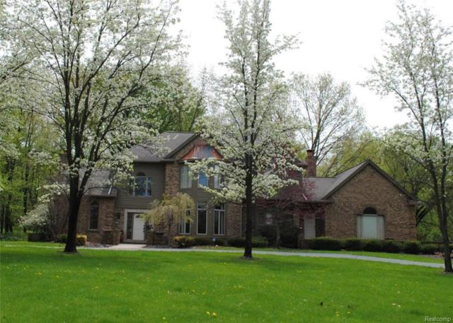 3141 Rolling Green Court, Milford Twp, MI 48380 (#217099838) :: RE/MAX Classic