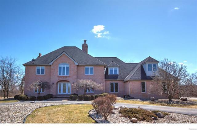 17501 W Old Us Highway 12, Sylvan Twp, MI 48118 (#543255111) :: Duneske Real Estate Advisors