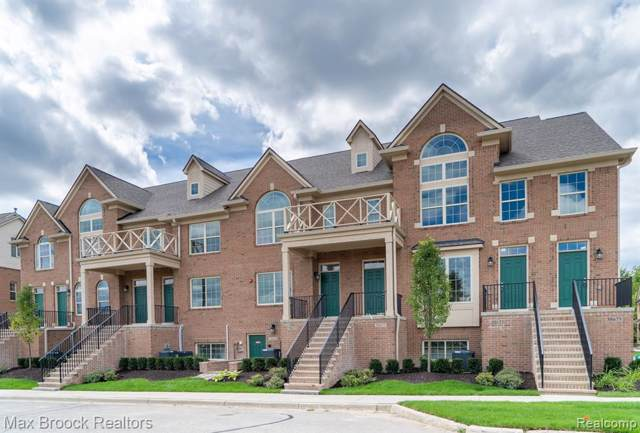 39795 Rockcrest Circle, Northville Twp, MI 48168 (#218027634) :: Alan Brown Group