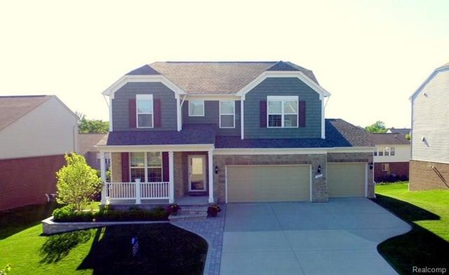 4805 Catalina Drive, Orion Twp, MI 48359 (MLS #218029700) :: The Toth Team