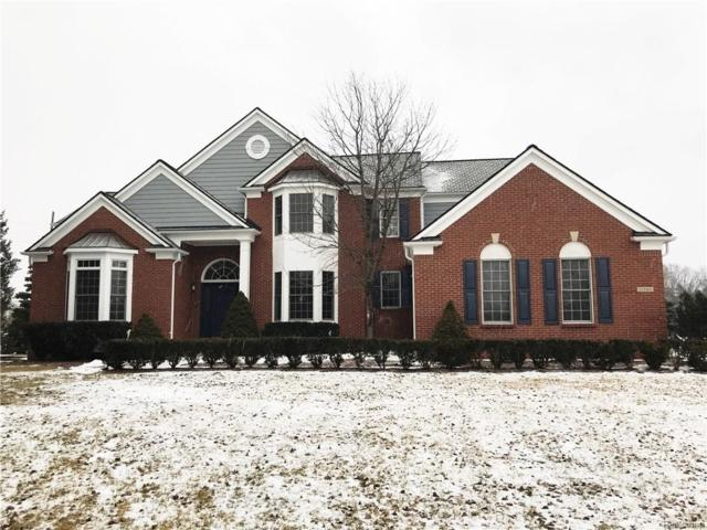 11580 Fellows Hill Drive, Plymouth Twp, MI 48170 (MLS #218074552) :: The Toth Team