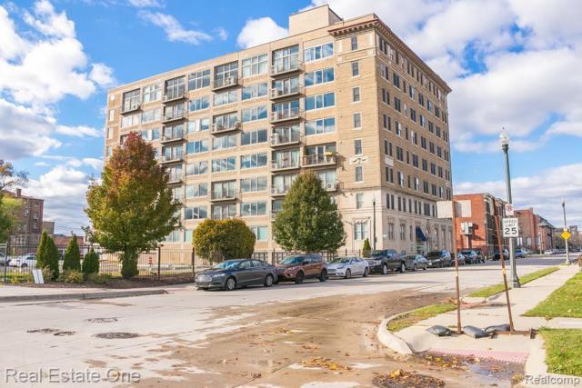 2915 John R Street #708, Detroit, MI 48201 (#218085313) :: The Buckley Jolley Real Estate Team