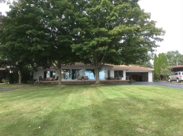 21190 East River Road, Grosse Ile, MI 48138 (#543259797) :: The Buckley Jolley Real Estate Team