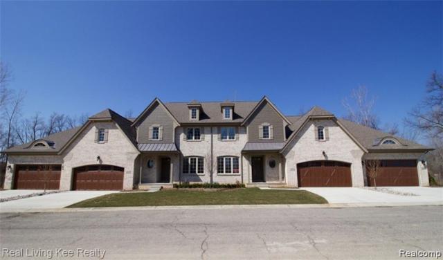 4165 Oak Arbor Court #19, Oakland Twp, MI 48306 (#218095622) :: The Buckley Jolley Real Estate Team