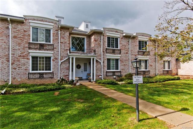 1745 Tiverton Road #20, Bloomfield Hills, MI 48304 (#218099844) :: RE/MAX Classic