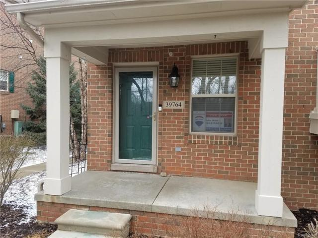 39764 Rockcrest Circle, Northville Twp, MI 48168 (#218106265) :: RE/MAX Classic
