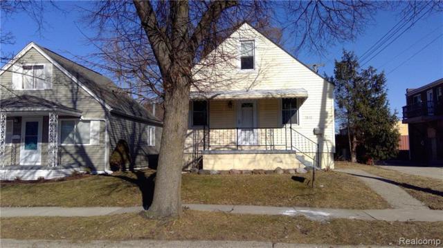 1845 E Granet Avenue, Hazel Park, MI 48030 (#219001999) :: RE/MAX Classic