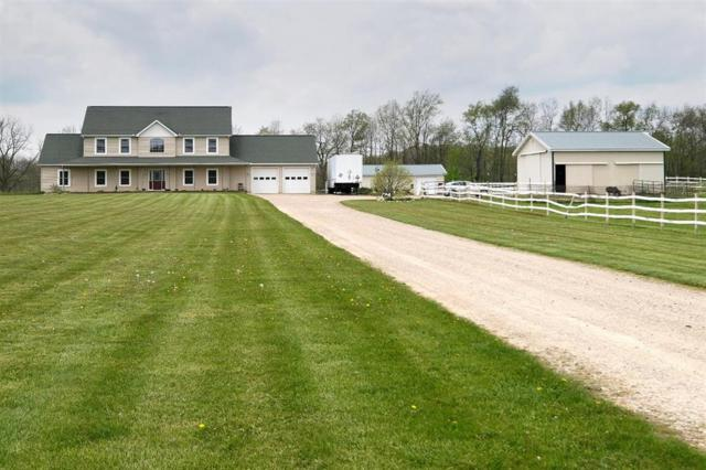 4450 Sylvan Road, Sharon Twp, MI 49240 (#543263495) :: GK Real Estate Team