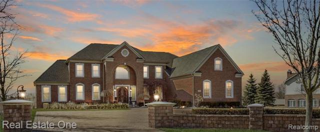 3758 N Shoreline Drive, Milford Twp, MI 48381 (#219024155) :: The Buckley Jolley Real Estate Team