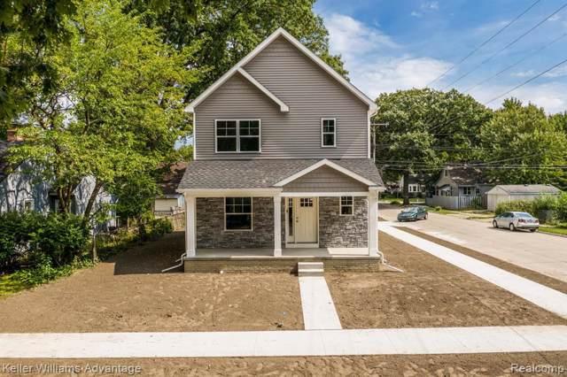 4014 Ellwood Avenue, Berkley, MI 48072 (#219028933) :: The Buckley Jolley Real Estate Team