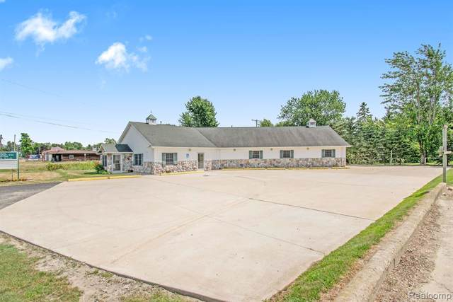 4455 Main Street, Brown City, MI 48416 (#219078654) :: The Buckley Jolley Real Estate Team
