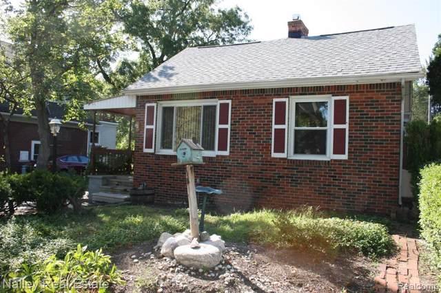 1045 Leroy Street, Ferndale, MI 48220 (#219086827) :: The Alex Nugent Team | Real Estate One