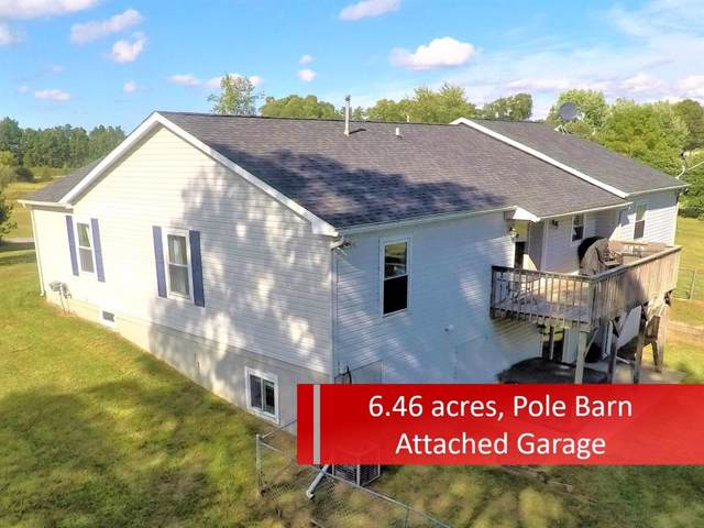 4500 Clark Lake Road, Napoleon Twp, MI 49201 (#543268387) :: The Buckley Jolley Real Estate Team