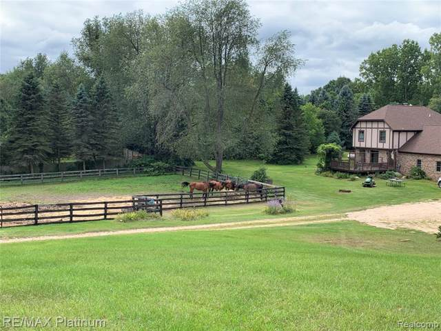 1795 Hill Road, White Lake Twp, MI 48383 (#219092397) :: The Buckley Jolley Real Estate Team