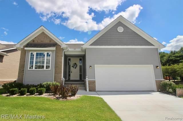 22503 Georgia Pine Drive #168, Huron Twp, MI 48164 (#219099487) :: GK Real Estate Team