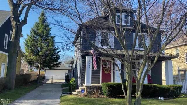 307 Moross Road, Grosse Pointe Farms, MI 48236 (#58050004239) :: The Mulvihill Group