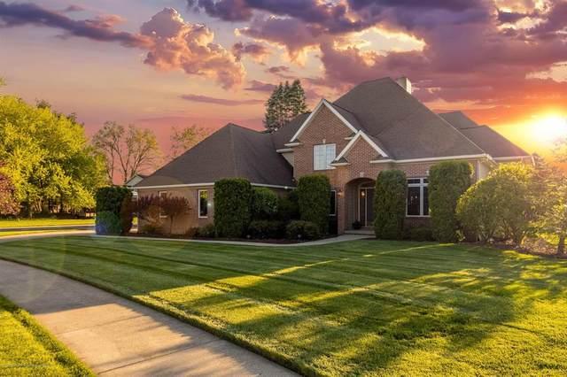 501 Drahner Drive, Eaton Rapids, MI 48827 (#630000245222) :: Novak & Associates