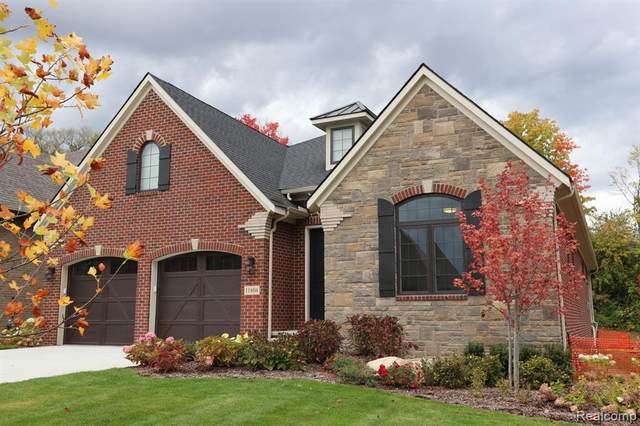 11808 Tuscany Court, Plymouth Twp, MI 48170 (#2200043739) :: The Alex Nugent Team | Real Estate One