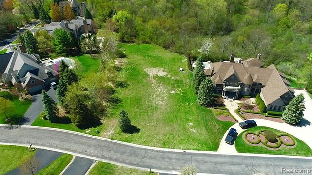 18197 Shelley Pond Court, Northville Twp, MI 48168 (#2200089502) :: Novak & Associates