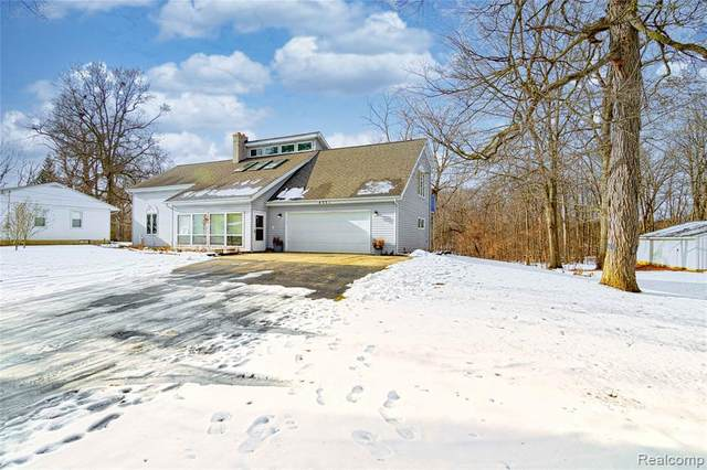 4331 Tommy Armour Drive, Genesee Twp, MI 48506 (#2210002334) :: The Alex Nugent Team | Real Estate One