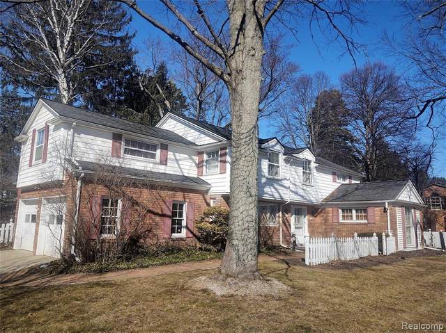 1115 Brookwood Street, Birmingham, MI 48009 (#2210009098) :: Duneske Real Estate Advisors