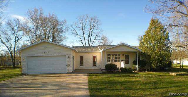 3532 Pinecrest Trail, OSCODA TWP, MI 48750 (#2210030861) :: Real Estate For A CAUSE