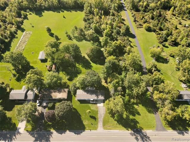 8385 Potter Road, Clayton Twp, MI 48433 (#2210080069) :: National Realty Centers, Inc