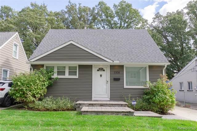 3308 Harvard Road, Royal Oak, MI 48073 (#2210087165) :: BestMichiganHouses.com