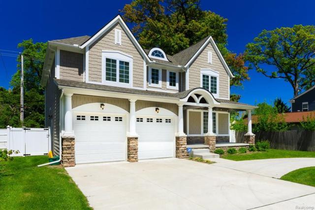 421 Gardenia Avenue, Royal Oak, MI 48067 (#217111969) :: Duneske Real Estate Advisors