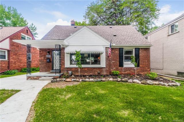 13338 Elgin Avenue, Huntington Woods, MI 48070 (#218005544) :: RE/MAX Classic