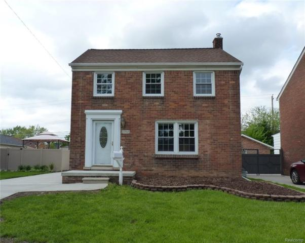 13252 Chestnut Street, Southgate, MI 48195 (#218045406) :: Duneske Real Estate Advisors