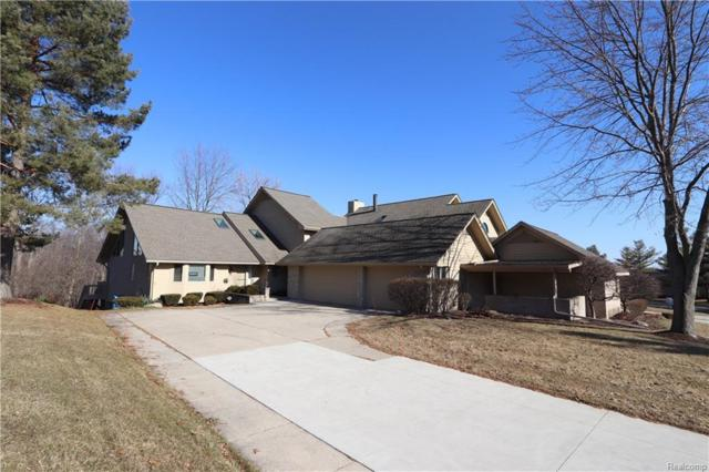 8066 Pepperwood Drive, Grand Blanc Twp, MI 48439 (#218054397) :: RE/MAX Nexus