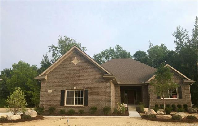 405 Golfside Drive, Oxford Twp, MI 48371 (#218054691) :: The Buckley Jolley Real Estate Team
