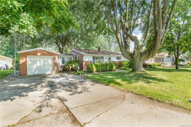 9048 Brookline Avenue, Plymouth Twp, MI 48170 (#218073094) :: Duneske Real Estate Advisors