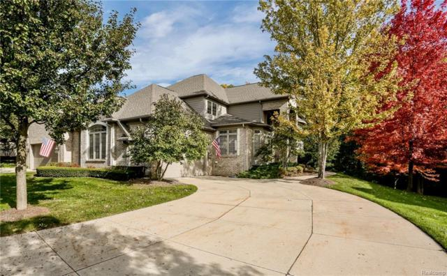 6482 Enclave Drive, Independence Twp, MI 48348 (#218075558) :: RE/MAX Classic