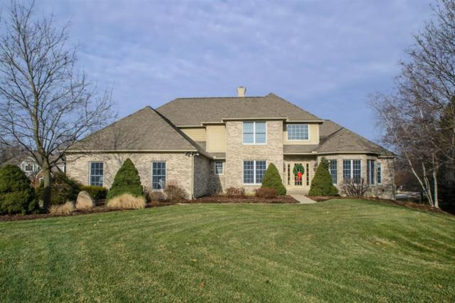 4814 Gullane Drive, Scio Twp, MI 48103 (MLS #543260211) :: The Toth Team